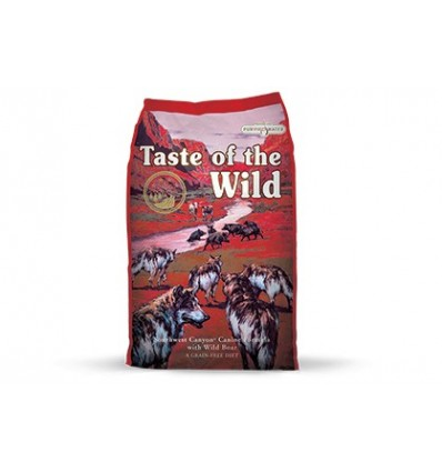 Taste of the Wild Adulto Southwest Canyon com Javali 13Kg