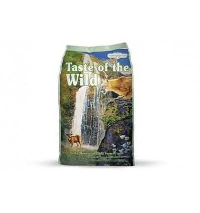 Taste of the Wild Rocky Mountain Veado e Salmão 7Kg