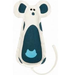 Brinquedo Trixie p/ Gato Rato em Lona - 15 cm