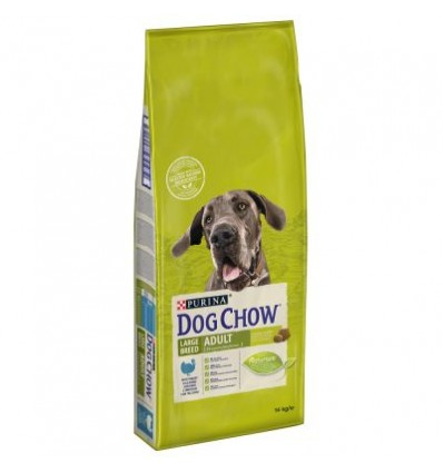 Purina Dog Chow Adult Large Breed Perú 14kg