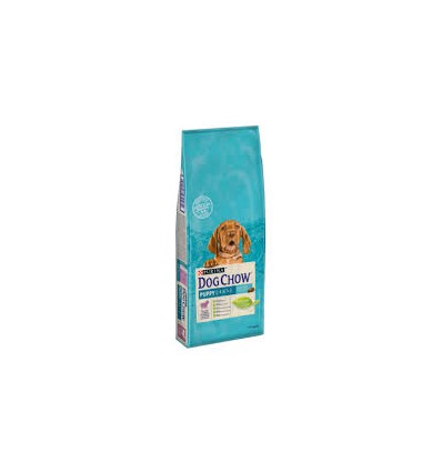 Purina Dog Chow Puppy Borrego 14Kg
