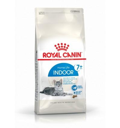Royal Canin Indoor 7+, Gato, Seco, Sénior, Alimento/Ração