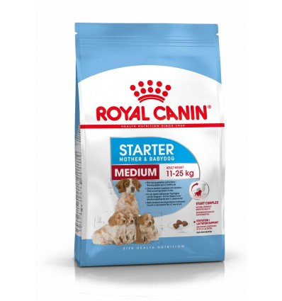 Royal Canin Medium Starter Mother & Babydog 4Kg