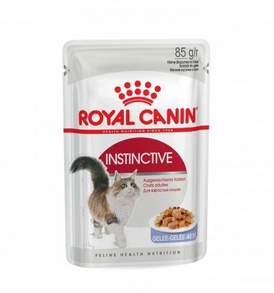 Royal Canin Gatos Instinctive Húmidos Saqueta 85g