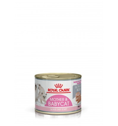 Royal Canin Mother e Babycat Húmidos Lata 195g