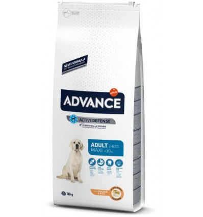 Advance Cão Maxi Adult 14Kg