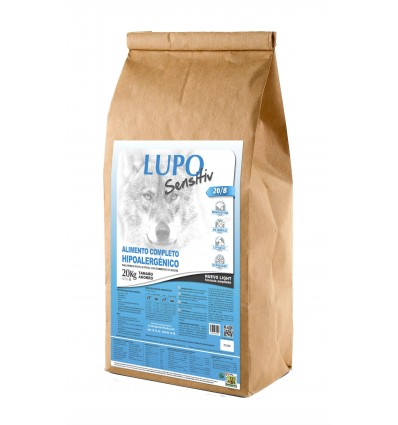 Luposan Sensitive 20/8 20Kg (Adulto)