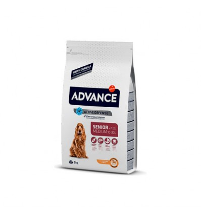 Advance Cão Médium Sénior 3Kg