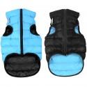 Colete AiryVest Preto/Azul Reversível - Tamanho XS - L