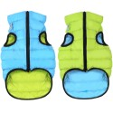 Colete Airyvest Azul/Verde Reversível - Tamanho XS - L