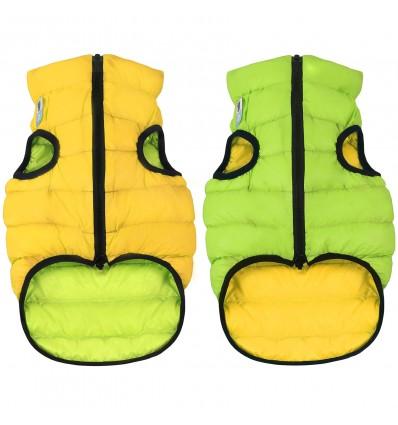 Colete Collar Amarelo/Verde/Amarelo Tamanho XS ao L