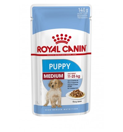 Royal Canin Medium Puppy, Cão, Húmidos, Adulto, Alimento