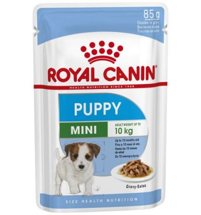 Royal Canin Mini Puppy, Cão, Húmidos, Cachorro, Alimento