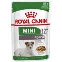 Royal Canin Mini Ageing 12+, Cão, Húmidos, Sénior, Alimento