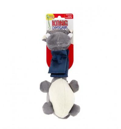 Brinquedo Kong Danglers Hipópotamo