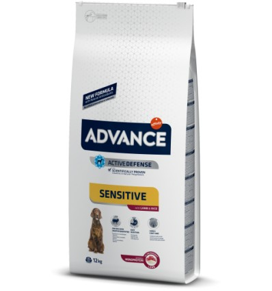 Advance Cão Adult Sensitive Borrego e Arroz