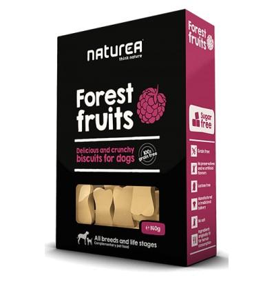 Naturea Snacks p/ Cão Frutos Silvestres 230G