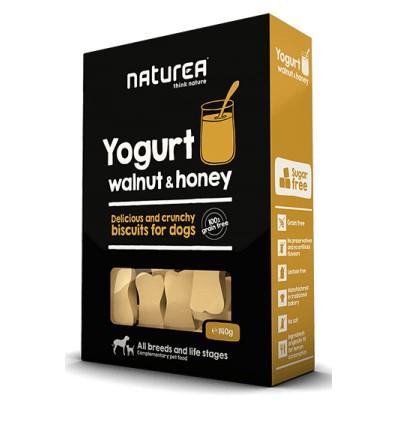 Naturea Snacks p/Cão Iogurte e Mel 230G