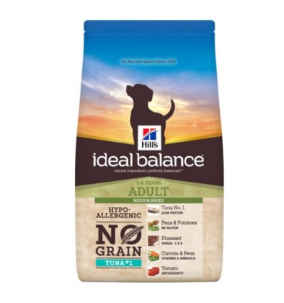 Hill's Ideal Balance Canine Adult Grain Free 2kg (APROX. VALIDADE JUNHO/2017)