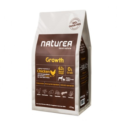 Naturea Regional (Chicken sem Cereais) 2kg