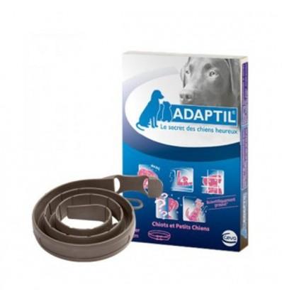 Coleira Adaptil p/ Cães Médios/Grandes (ajustável a pescoços até 62,5 cm)
