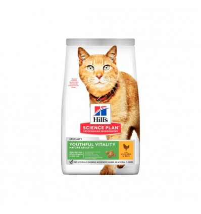 Hill´s Science Plan Feline Adult Hairball Control 1,5kg