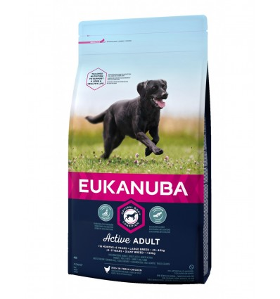 Eukanuba Adult Large Breed Frango 12Kg