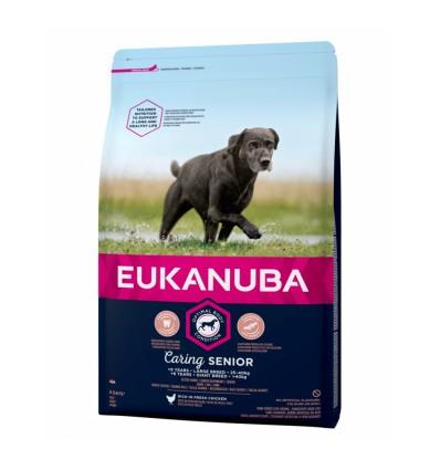 Eukanuba Mature & Senior Large Breed Frango 12Kg