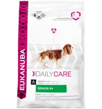 Eukanuba Cão Daily Care Senior Sénior 9+