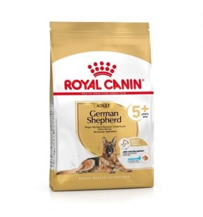Royal Canin German Shepherd Adult 5+,Cão, Seco, Sénior, Pastor Alemão, Alimento/Ração