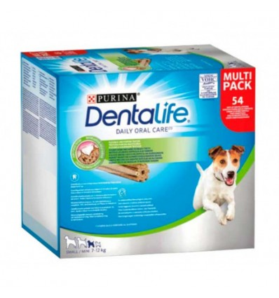 PURINA DentaLife Snacks Small 7-12kg (Big pack 54 sticks)